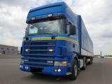 Scania, 124. 420, 2004, 1613000, 15900, USD, Scania 124L, двигатель 420л.с., кабина Topline,...