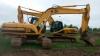 JCB , JS220LC, 2007, 14000, другая, 23, желтый, растаможен, 27000, EUR, Продается экскаватор JCB...
