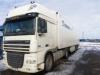 DAF, 105, 2011, Дизель, механическая, 43866, USD, Продается в сцепке с рефрижератором КРОНЕ SDR27...