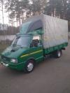 Iveco, Daily, 35-10, 1993, 350000, механическая, бортовой фургон, рессора, 3, 20, 2шт, 4x2,...
