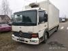 Mercedes, Atego, 815, 2004, 560000, механическая, Изотерма, комбинированная, 2, 4x2, 3,...